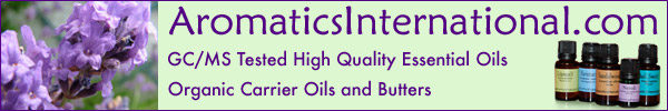 Aromatics International - G/MS Tested High Quality Essential Oils and More