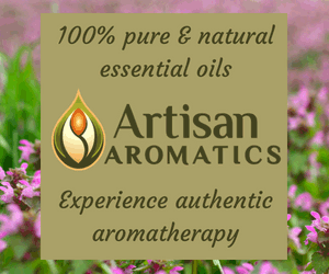 Artisan Aromatics - Experience Authentic Aromatherapy
