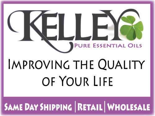 Kelley Pure Essential Oils - Improving the Quality of Your Life