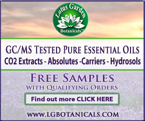 Lotus Garden Botanicals - Botanically Rich, Aromatically Divine Aromatherapy Essentials