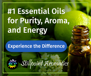 #1 Essential Oils for Purity, Aroma and Energy