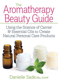 Aromatherapy Beauty Guide Book Cover