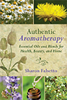 Book Cover for Authentic Aromatherapy