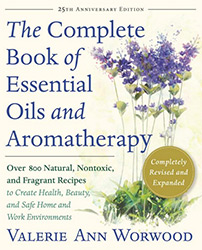 Book Cover for the Complete Book Of Essential Oils & Aromatherapy