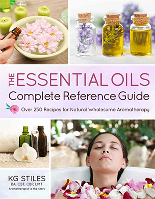 Book Cover for Essential Oils Complete Reference Guide