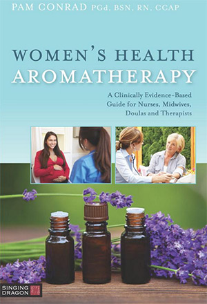 Women's Health Aromatherapy Book Cover