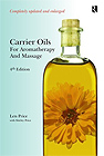 Book Cover for Carrier Oils for Aromatherapy & Massage