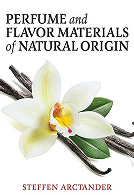 Book Cover for Perfume and Flavor Materials of Natural Origin