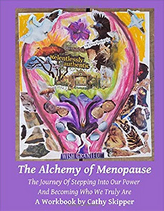 Alchemy of Menopause Book Cover