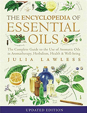 Book Cover for the Encyclopedia Of Essential Oils
