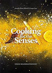Cooking for the Senses Book Cover