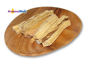 Strips of Palo Santo