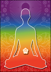 Discovering svadisthana the second chakra of the body