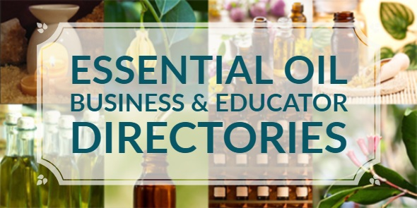 Essential Oils and Aromatherapy Directory