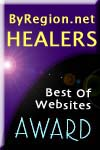 ByRegion.net Healers Best of Websites Award