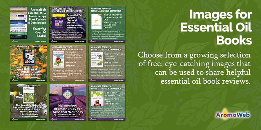 Essential Oil Book Images