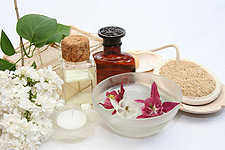 Selection of Aromatherapy Products