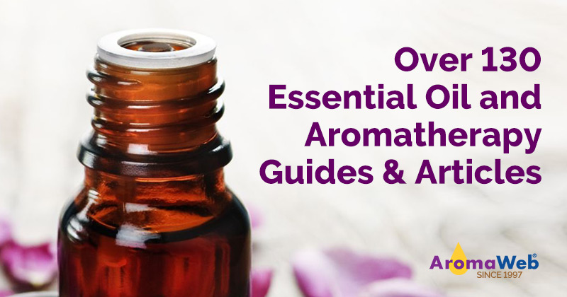 Aromatherapy and Essential Oil Articles
