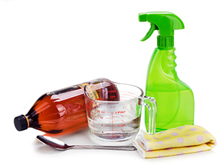 Essential Oil Surface Cleaner Recipe