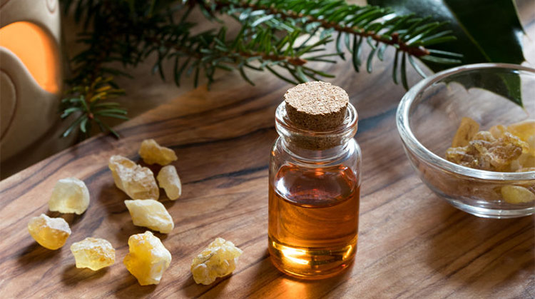 Frankincense & Fir Essential Oil Diffuser Blend