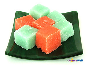 Solid Sugar Cube Scrubs