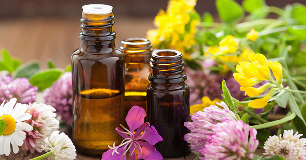 Essential Oils for Blending