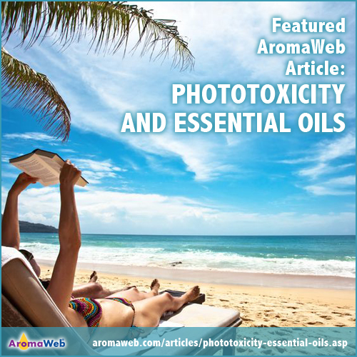 Phototoxicity and Essential Oils