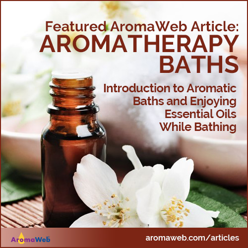 Aromatherapy Baths and Essential Oils