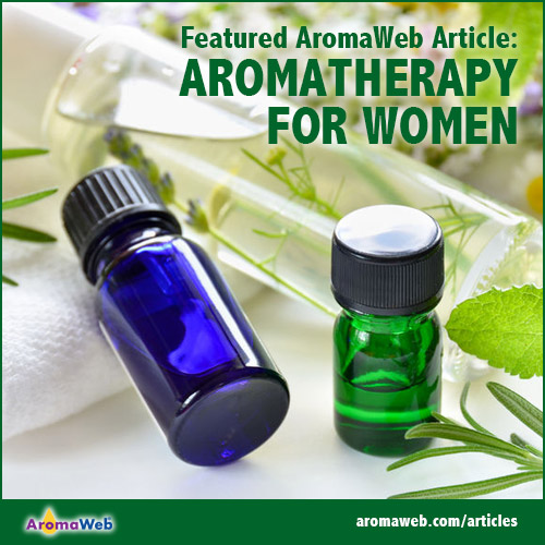 Aromatherapy and Essential Oils for Women