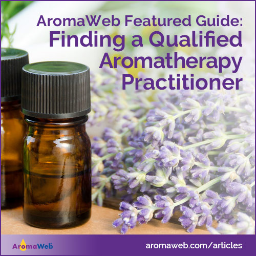 Locating Qualified Aromatherapy Practitioners