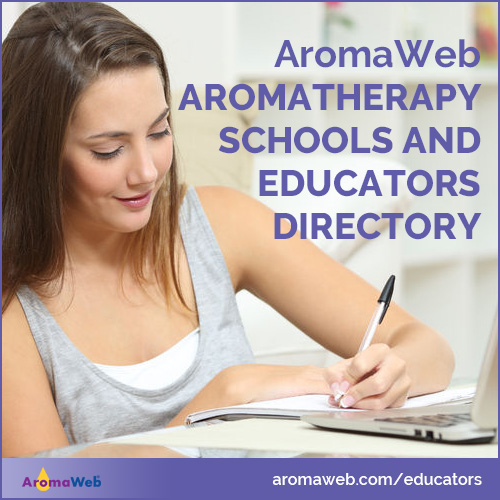 Aromatherapy Schools and Educators Directory