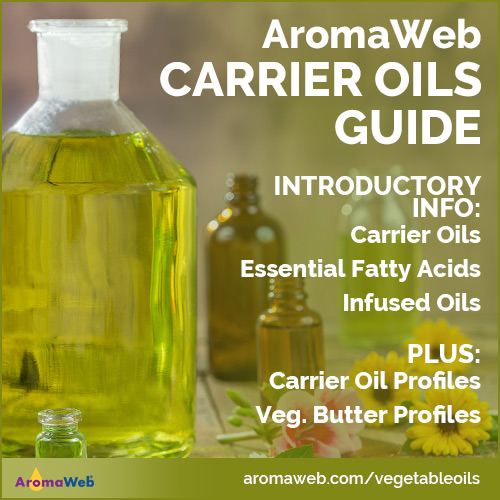 Carrier Oil Guide on AromaWeb
