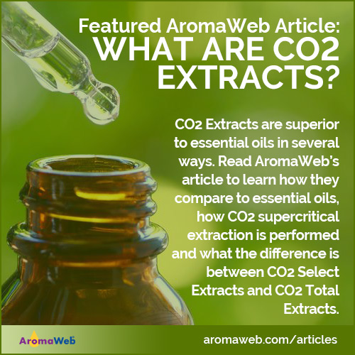 Introduction to CO2 Extracts