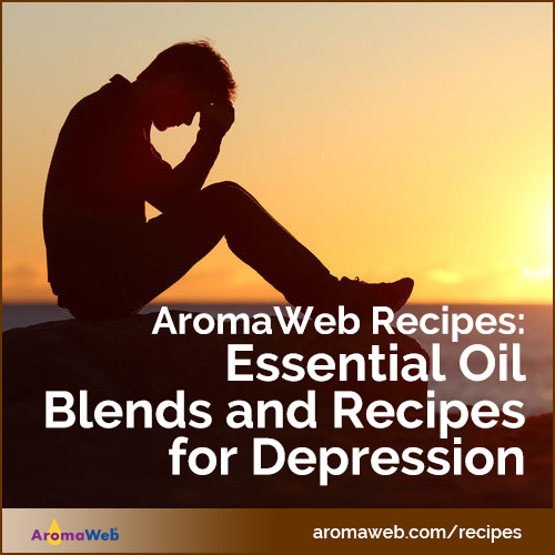 Essential Oil Blends and Recipes That May Help Ease Depression Symptoms