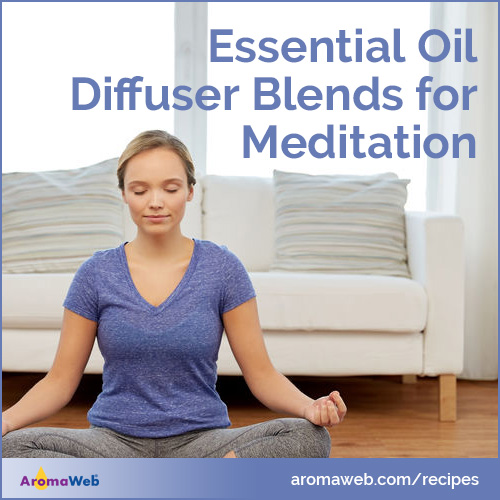 Essential Oil Diffuser Blends for Meditation