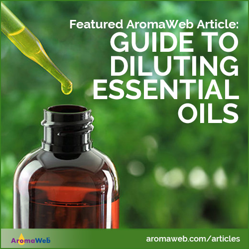 Guide to Diluting Essential Oils