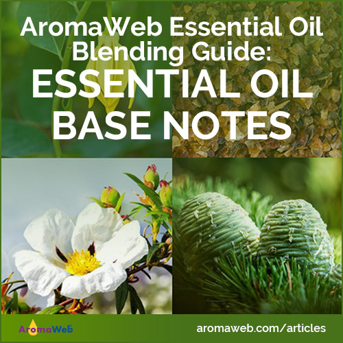 Essential Oil Base Notes | AromaWeb