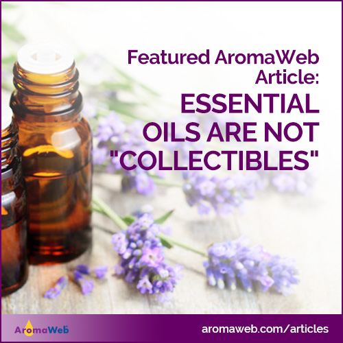 Collecting Essential Oils