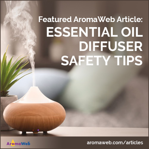 Essential Oil Diffuser Safety Tips