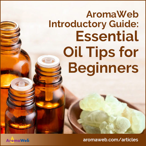 Essential Oil and Aromatherapy Tips for Beginners