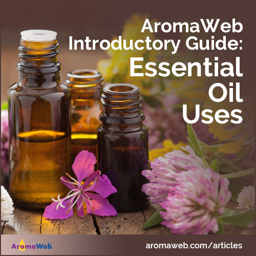 Introduction to Using Essential Oils