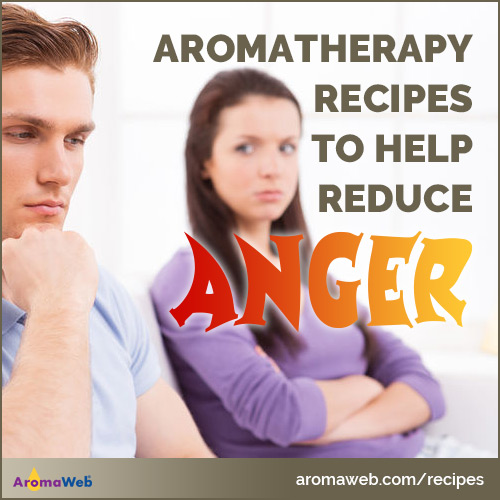 Essential Oil Recipes for Anger