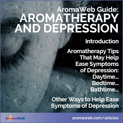 Aromatherapy and Depression