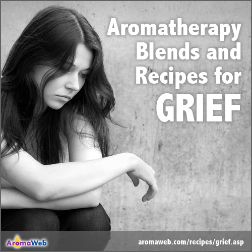 Essential Oils for Grief