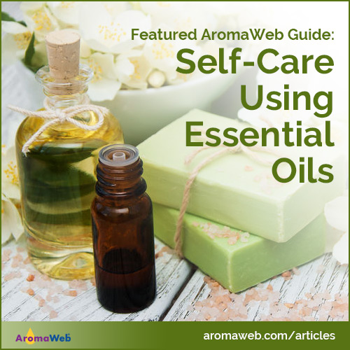 Essential Oils for Self-Care