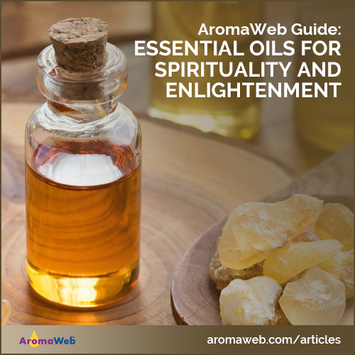 Guide to Essential Oils for Spirituality and Enlightenment