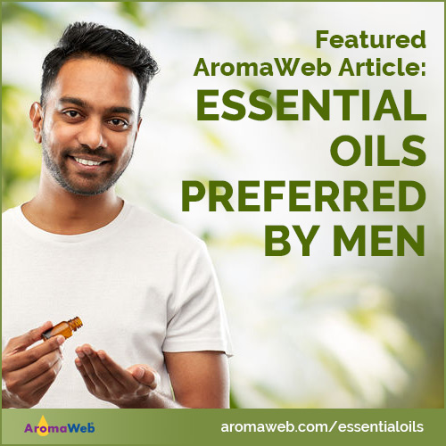 Essential Oils Preferred by Men