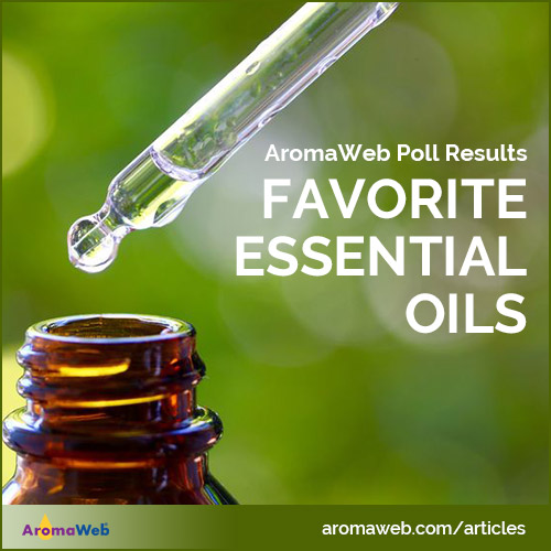 Favorite Essential Oils