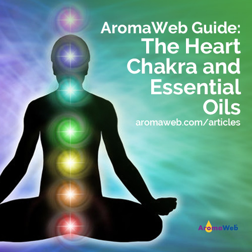The Heart Chakra and Essential Oils