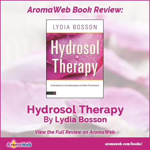 Hydrosol Therapy by Lydia Bosson